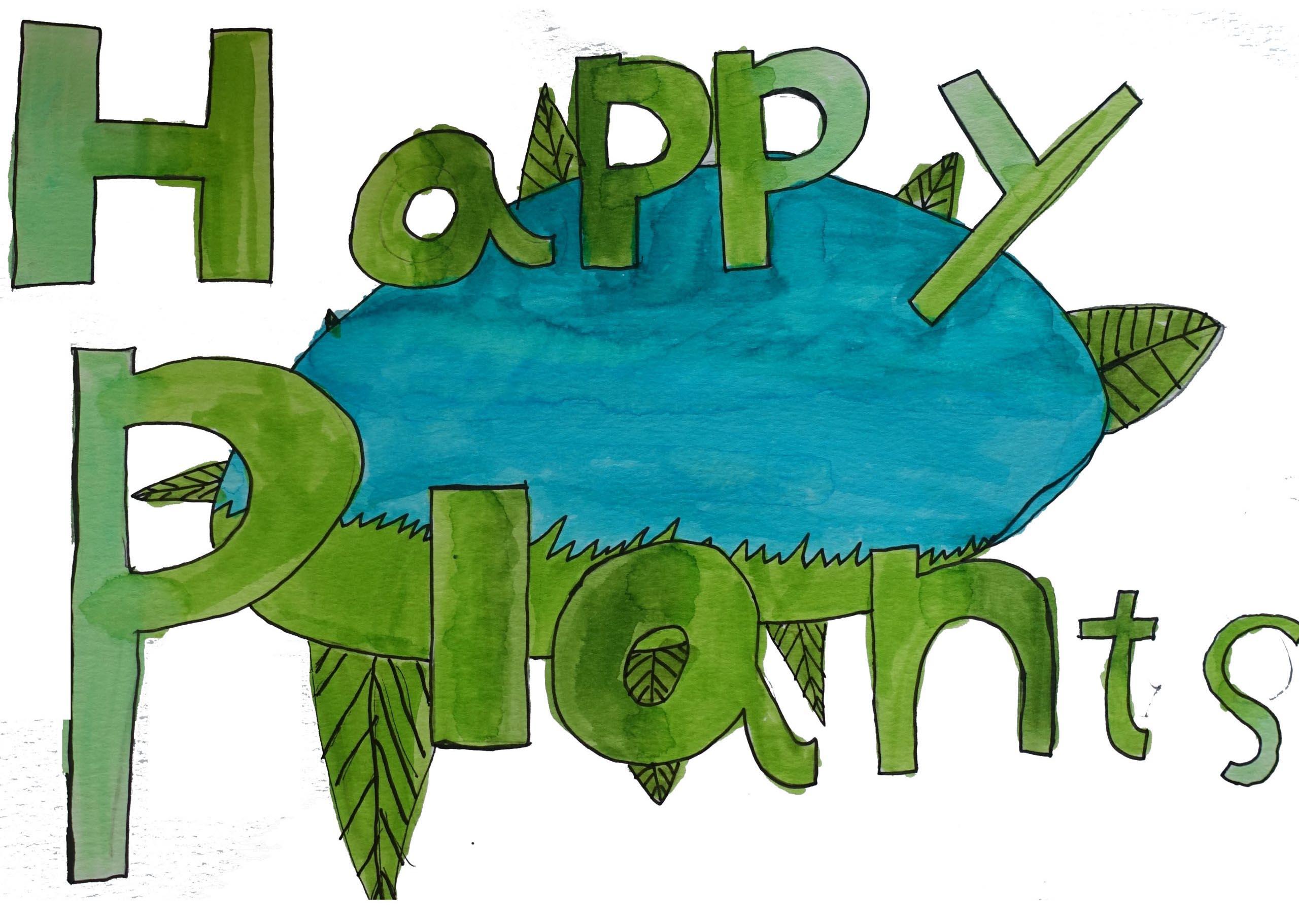 Happy plants-logo
